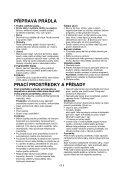 KitchenAid PRESTIGE 1480 - Washing machine - PRESTIGE 1480 - Washing machine CS (858366312000) Istruzioni per l'Uso - Page 5