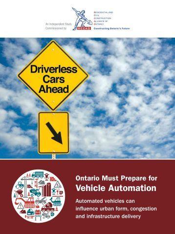 Vehicle Automation