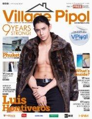 Village Pipol November 2016 Issue