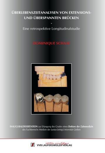 Dominique Schaaf - Gießener Elektronische Bibliothek - Justus ...