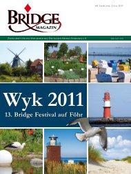 Juli 2011 - Deutscher Bridge-Verband e.V.