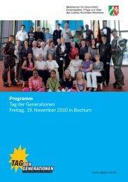 Programm - Städte-Netzwerk NRW - Landesregierung Nordrhein ...