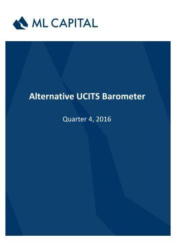 Alternative UCITS Barometer