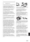 Philips Téléviseur à écran large - Mode d'emploi - SLK - Page 7