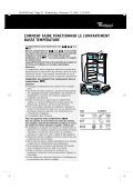 KitchenAid KRMG 1665/2 FH - Refrigerator - KRMG 1665/2 FH - Refrigerator FR (855063901010) Istruzioni per l'Uso - Page 5