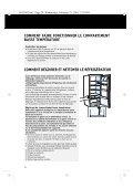 KitchenAid KRMG 1665/2 FH - Refrigerator - KRMG 1665/2 FH - Refrigerator FR (855063901010) Istruzioni per l'Uso - Page 6