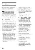 Philips Téléviseur à écran large - Mode d'emploi - FIN - Page 6