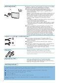 Philips Cineos Téléviseur à écran large - Mode d'emploi - HUN - Page 2