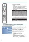 Philips Cineos Téléviseur à écran large - Mode d'emploi - HUN - Page 6