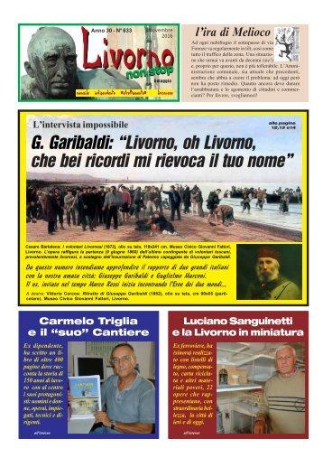 Livorno non stop  Nov 2016