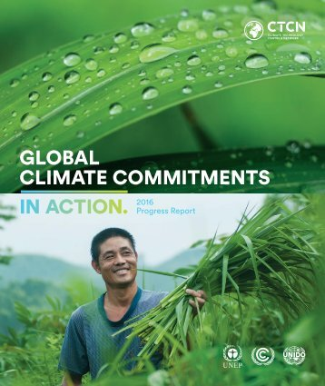 GLOBAL CLIMATE COMMITMENTS IN ACTION
