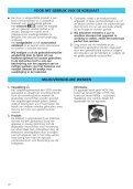 KitchenAid DPA 312/H - Fridge/freezer combination - DPA 312/H - Fridge/freezer combination NL (853964101000) Istruzioni per l'Uso - Page 2