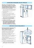 KitchenAid DPA 312/H - Fridge/freezer combination - DPA 312/H - Fridge/freezer combination NL (853964101000) Istruzioni per l'Uso - Page 6