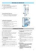 KitchenAid DPA 312/H - Fridge/freezer combination - DPA 312/H - Fridge/freezer combination NL (853964101000) Istruzioni per l'Uso - Page 7