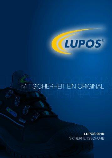 Auf die Anforderungen des Marktes antwortet Lupos mit ... - JAL Group