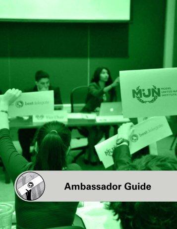 Ambassador Guide