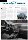 MERCEDES-BENZ'İN PİCK-UP ATAĞI - Page 6