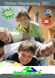 Einfamilienhaus - Atamela® GmbH