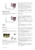Philips 6000 series Téléviseur LED Smart TV ultra-plat 3D - Mode d'emploi - SRP - Page 7
