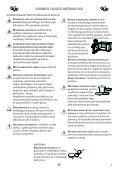 KitchenAid VT 265 SL - Microwave - VT 265 SL - Microwave LT (858726599890) Istruzioni per l'Uso - Page 3