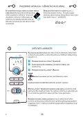 KitchenAid VT 265 SL - Microwave - VT 265 SL - Microwave LT (858726599890) Istruzioni per l'Uso - Page 6