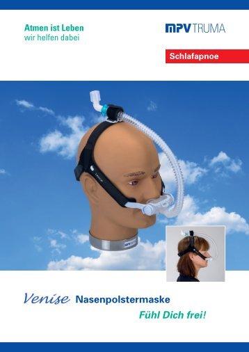 Venise Nasenpolstermaske - MPV MEDICAL GmbH