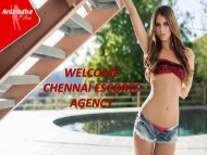 Escorts in Chennai and Special Experience with Anuradha Pillai