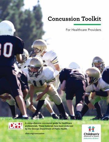 Concussion Toolkit