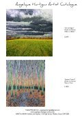 Catalogue of Available Original Artwork Winter 2016 - Page 4