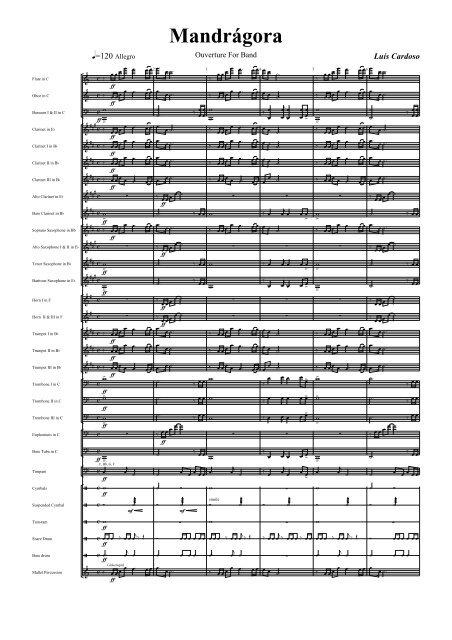 Mandrágora, op. 2
