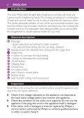 Philips Lisseur - Mode d'emploi - ZHS - Page 6