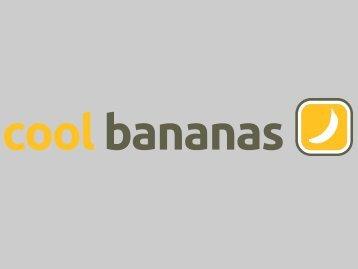Cool Bananas Katalog Frühjahr 2017