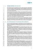 """Das CSU-Grundsatzprogramm 2016 """"Die Ordnung"""" - Seite 5"""