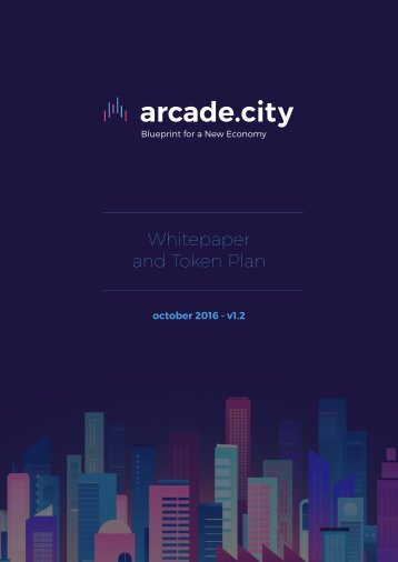 Whitepaper and Token Plan