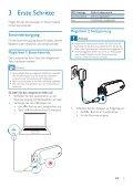 Philips Enceinte portable sans fil - Mode d'emploi - DEU - Page 7
