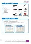 SRK-1080P-D Digital HD Media Player - Sirkom - Page 5