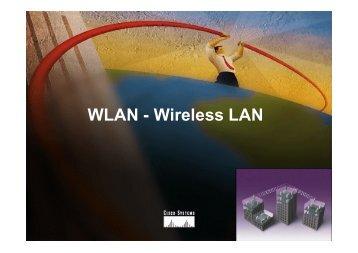 WLAN - Wireless LAN