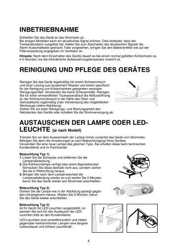 KitchenAid BDP28A+ - Fridge/freezer combination - BDP28A+ - Fridge/freezer combination DE (855035838000) Istruzioni per l'Uso