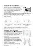 KitchenAid BDP28A+ - Fridge/freezer combination - BDP28A+ - Fridge/freezer combination DE (855035838000) Istruzioni per l'Uso - Page 4