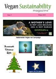 Vegan Sustainability Magazine - Winter 2015