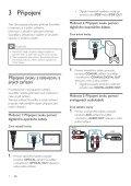 Philips Barre de son - Mode d'emploi - CES - Page 7