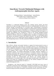 SmartKom: Towards Multimodal Dialogues with Anthropomorphic ...