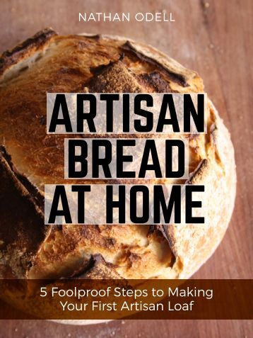 ARTISAN BREAD AT HOME