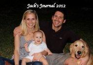 Jack's Journal 2012