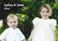 Sydney & James 2010