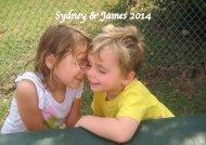 Sydney & James 2014