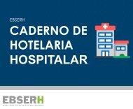 Caderno de Hotelaria - Modelo