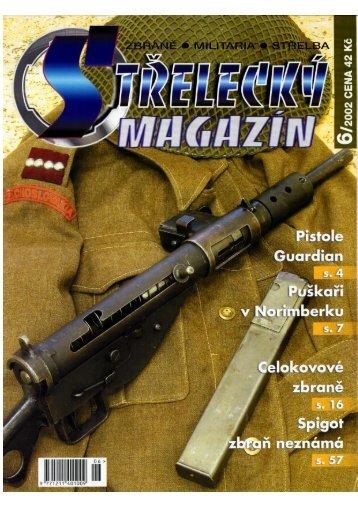Streleky MAGAZIN 06/2002 [287kB]