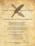 Issue 6: Curanderismo, Folk Healing & Traditional Medicine - Page 5