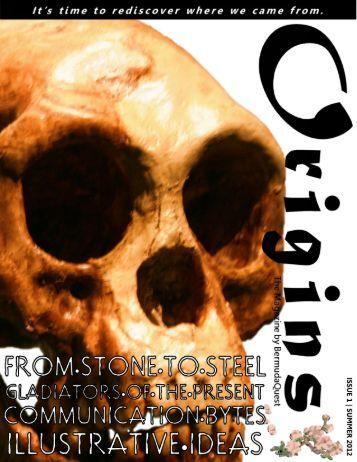 Issue 1: Origins